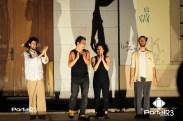 """Espetáculo convidado """"Muito mais vida Severina"""" no Feste 2018. (Foto: Luis Claudio Antunes/PortalR3)"""