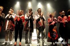 """Espetáculo convidado """"A Receita"""" no Feste 2018. (Foto: Luis Claudio Antunes/PortalR3)"""