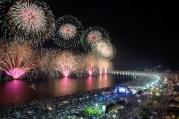 Réveillon Rio 2019 - Queima de fogos em Copacabana | Foto: Gabriel Monteiro