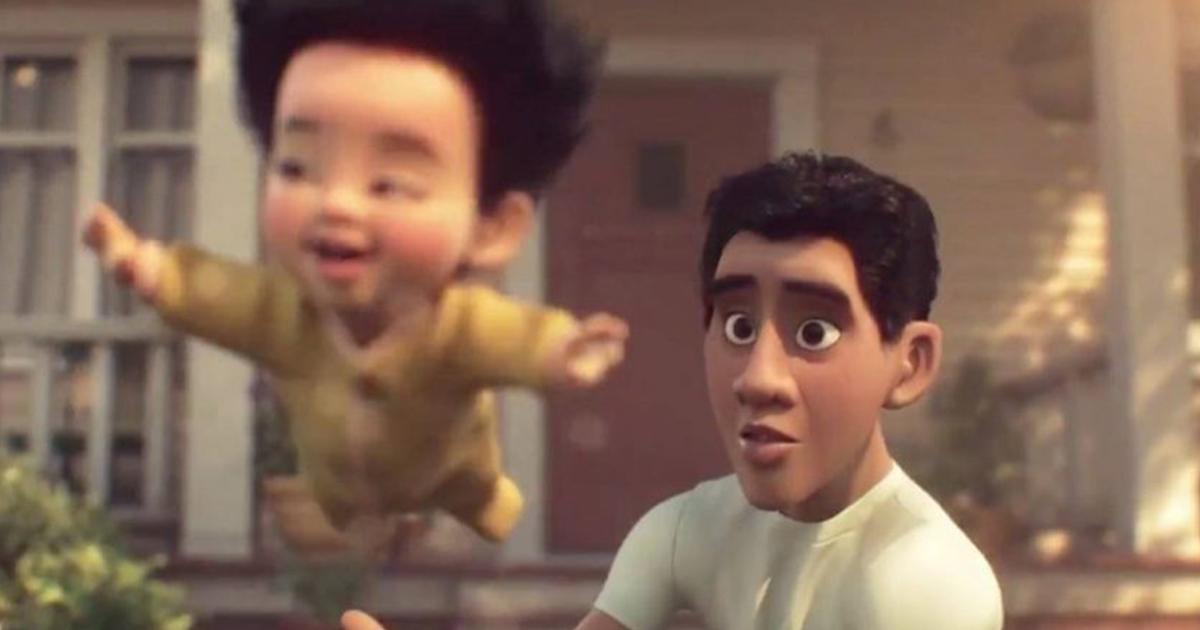 Pixar lança curta sobre a relação de um pai com filho autista