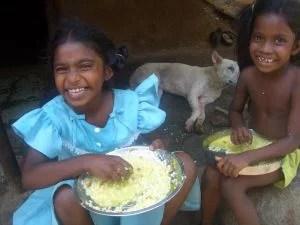 Desnutrição infantil