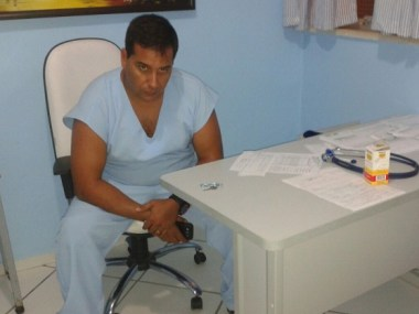 Preso falso médico no interior da Bahia