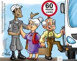 Começa emissão de cartão de ônibus para idosos