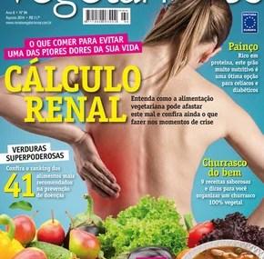 Revista  - Vegetarianos
