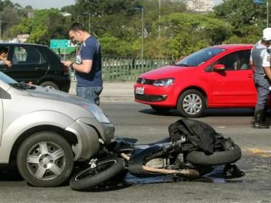 Saúde prepara política de prevenção aos acidentes com motos
