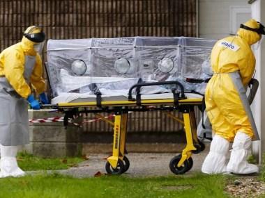Homem internado na Galiza não tem ébola