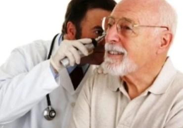 Perda auditiva ou surdez no Saúde no Ar