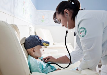 Câncer infantil em pauta