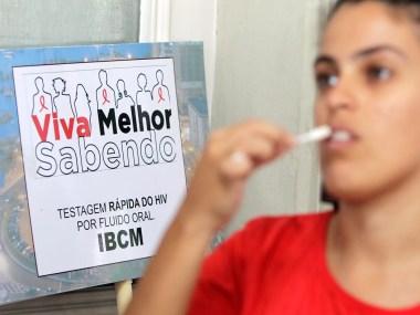Pesquisa aponta que pacientes com Aids estão vivendo mais tempo,em São Paulo