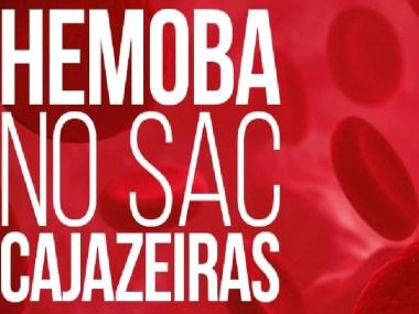 Hemoba no SAC de Cajazeiras