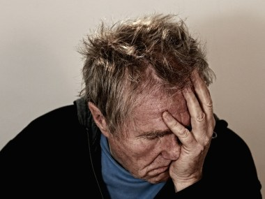Menos homens em consulta psiquiátrica