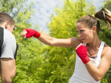10 Benefícios da prática do Boxe