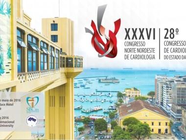 XXXVI Congresso Norte e Nordeste de Cardiologia