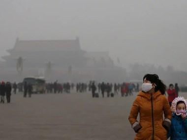 Poluição causa prejuízo
