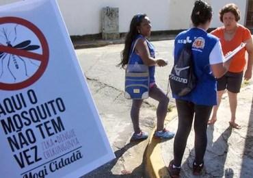 Campanha de mobilização contra o Aedes