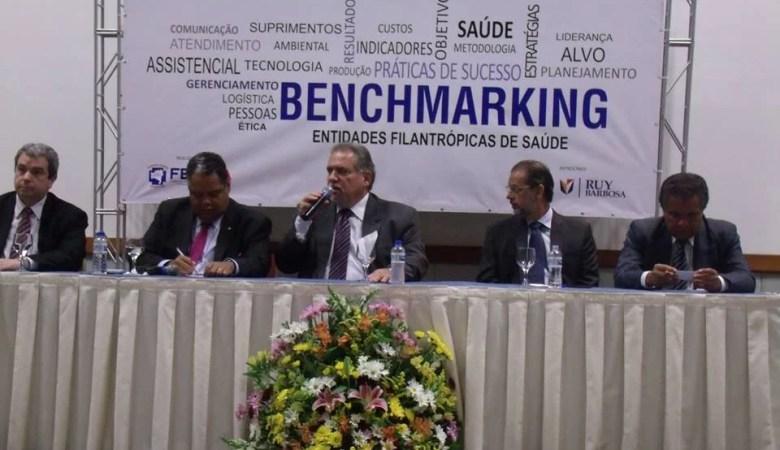Benchmarking das Filantrópicas: um case de sucesso