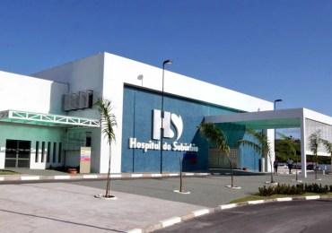 Incêndio no Hospital do Subúrbio