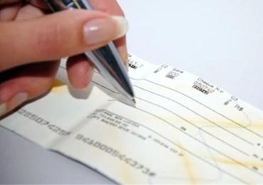 É certo usar cheque caução?