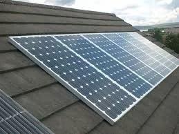 Painéis Solares auxiliam na economia de energia