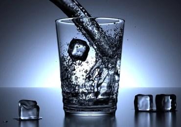 Beber água prolonga a vida