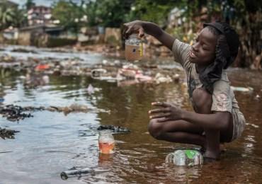 Redução da cólera em 90%
