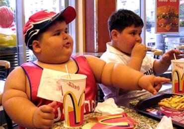 Obesidade infantil um alerta mundial