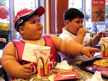 Obesidade infantil e doenças cardíacas