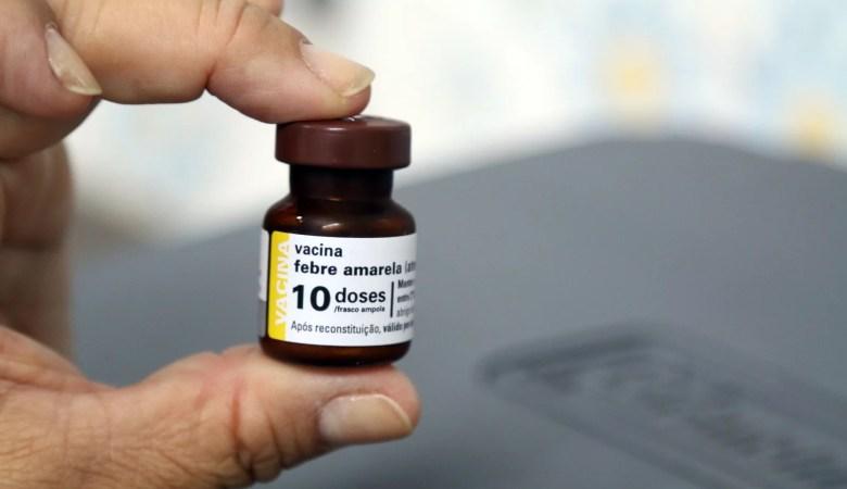 Campanha de vacinação contra Febre Amarela, já está ativa
