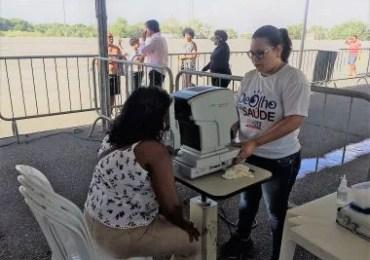 INTS realizará exames oftalmológicos gratuitos, na Arena Fonte Nova