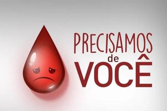 Hemoba - Doe Sangue - Durante feriados prolongados a demanda é maior