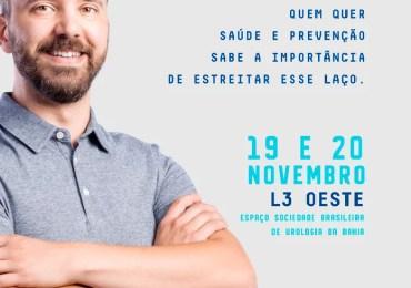 Shopping Barra promove ação do Novembro Azul