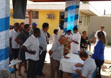 Feira de saúde reúne serviços na Praça Ana Lúcia Magalhães neste domingo (25)