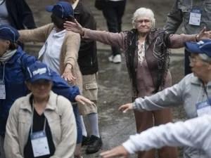 Itália - Somente pessoas com 75 anos são consideradas idosas