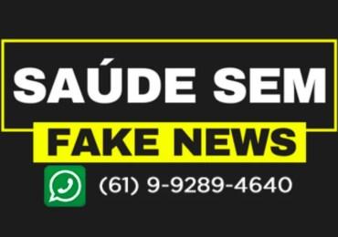 No dia da mentira  saiba o número que pode ser usado para combater notícias falsas de saúde