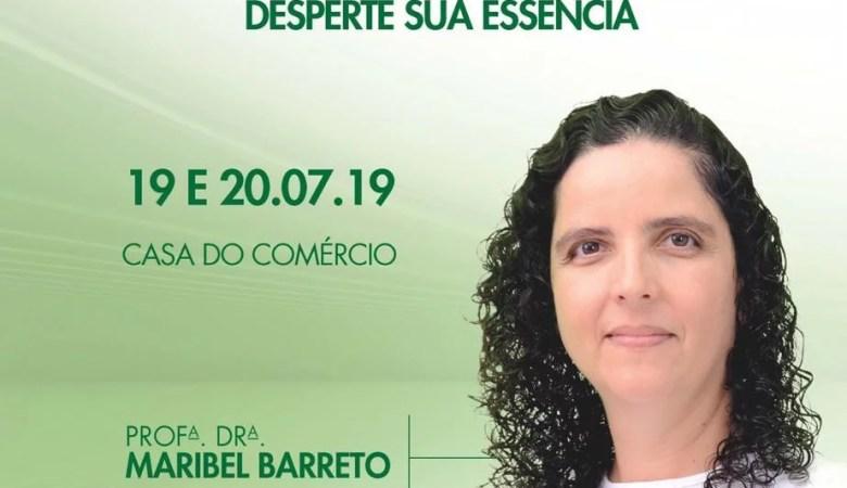 Maribel Barreto - Série: Coisas da Consciência - Programa de 30/04