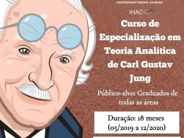 Curso de especialização em Teoria Analítica de Carl Jung