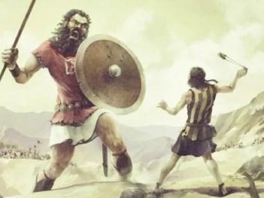 Davi contra Golias