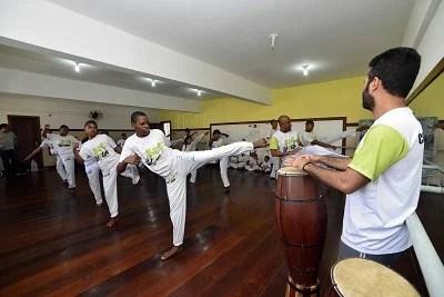 Inscrições para Prêmio Capoeira Viva nas Escolas estão abertas até dia 11