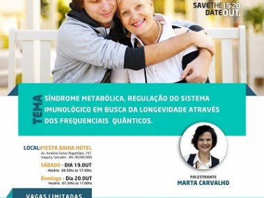 Workshop - Síndrome metabólica, regulação do sistema imunológico