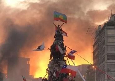 Lições da insurreição popular no Chile