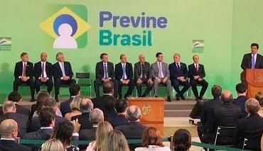 Governa lança Programa Previne Brasil que vai distribuir R$ 2 bilhões para os municípios