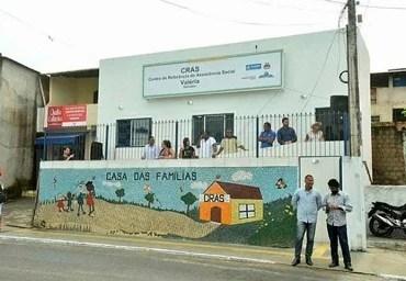 Prefeitura inaugura novo CRAS de Fazenda Grande do Retiro nesta quinta (5)
