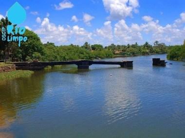 A bacia do rio Joanes
