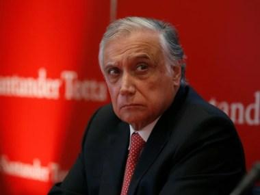 Coronavírus - Morre o presidente do Santander português