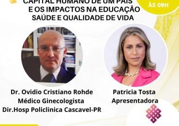 Capital Humano de um país e os impactos na educação saúde e qualidade de vida