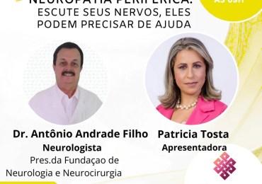 Neuropatia Periférica, escute seus nervos !