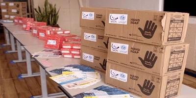 Colgate-Palmolive distribui sabonetes especiais para organizações sociais de Salvador
