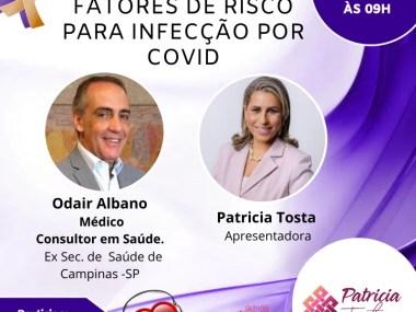 Fatores de risco para infecção por covid-19