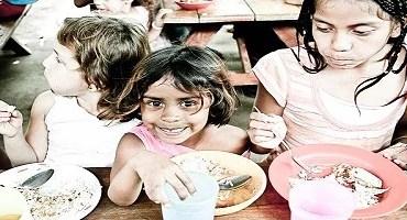 Inédito: Pesquisa revela estado nutricional de crianças no Brasil