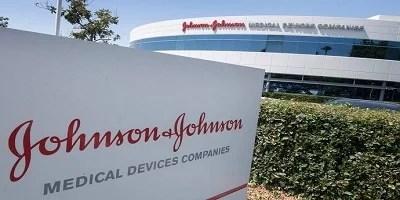 Johnson & Johnson's suspende temporariamente testes de vacina contra Covid-19
